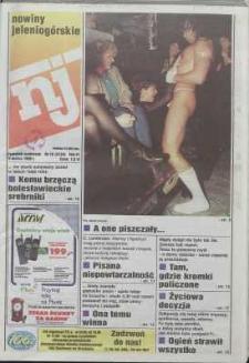Nowiny Jeleniogórskie : tygodnik społeczny, R. 42, 1999, nr 10 (2125)