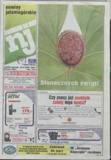Nowiny Jeleniogórskie : tygodnik społeczny, R. 42, 1999, nr 13 (2128)