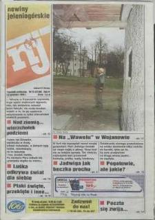Nowiny Jeleniogórskie : tygodnik społeczny, R. 42, 1999, nr 15 (2130)