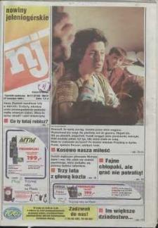 Nowiny Jeleniogórskie : tygodnik społeczny, R. 42, 1999, nr 17 (2132)