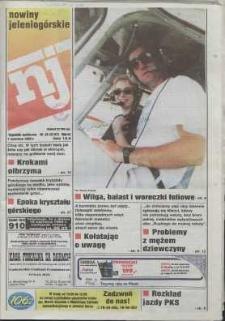 Nowiny Jeleniogórskie : tygodnik społeczny, R. 42, 1999, nr 22 (2137)