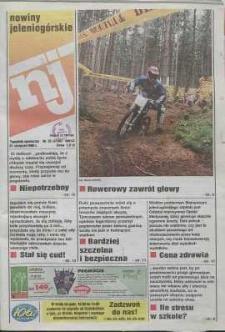 Nowiny Jeleniogórskie : tygodnik społeczny, R. 42, 1999, nr 35 (2150)
