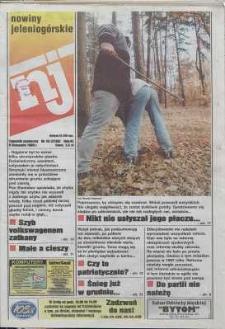 Nowiny Jeleniogórskie : tygodnik społeczny, R. 42, 1999, nr 45 (2160)