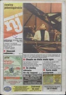 Nowiny Jeleniogórskie : tygodnik społeczny, R. 42, 1999, nr 48 (2163)