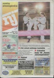 Nowiny Jeleniogórskie : tygodnik społeczny, R. 42, 1999, nr 49 (2164)