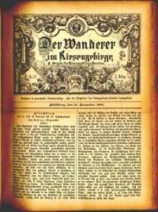 Der Wanderer im Riesengebirge, 1883, nr 27