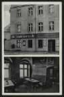 A. Jarwlersch Bier Großhandlung Spezial Ausschank [Dokument ikonograficzny]
