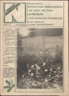 Nowiny Jeleniogórskie : tygodnik ilustrowany, R. 22!, 1980, nr 52/53 (1170/1171)