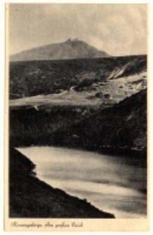 Riesengebirge. Am grossen Teich [Dokument ikonograficzny]