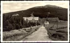 Karkonosze - szlak na Tępy Szczyt [Dokument ikonograficzny]