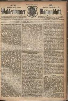 Waldenburger Wochenblatt, Jg. 28, 1882, nr 80