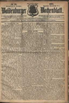 Waldenburger Wochenblatt, Jg. 28, 1882, nr 95