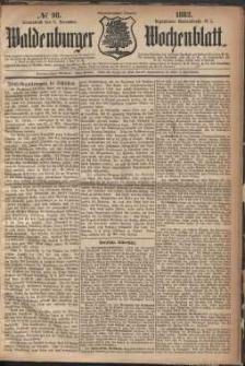 Waldenburger Wochenblatt, Jg. 28, 1882, nr 98