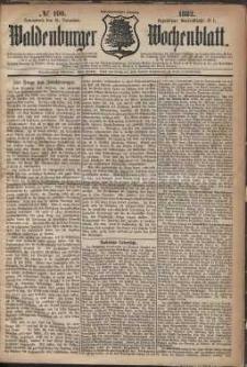 Waldenburger Wochenblatt, Jg. 28, 1882, nr 100