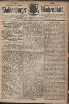 Waldenburger Wochenblatt, Jg. 28, 1882, nr 102