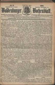 Waldenburger Wochenblatt, Jg. 29, 1883, nr 8