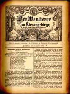 Der Wanderer im Riesengebirge, 1884, nr 30