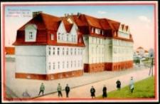 Neumann-Kaserne Jäger-Bat. Nr. 5. Hirschberg i. Schles [Dokument ikonograficzny]