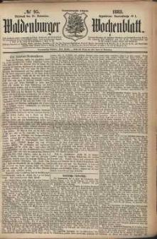 Waldenburger Wochenblatt, Jg. 29, 1883, nr 95