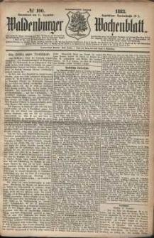 Waldenburger Wochenblatt, Jg. 29, 1883, nr 100