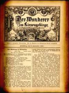 Der Wanderer im Riesengebirge, 1884, nr 34