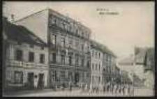 Ohlau – Alter Schlossplatz [Dokument ikonograficzny]