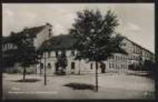 Ohlau – Alte Kasernen 2 u. 3 u. Heeresfachschule [Dokument ikonograficzny]