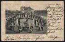 Gruss aus Ohlau - Trompeter-Corps des Hus.Regts. von Schill in Ohlau [Dokument ikonograficzny]
