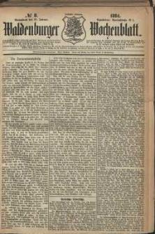 Waldenburger Wochenblatt, Jg. 30, 1884, nr 8