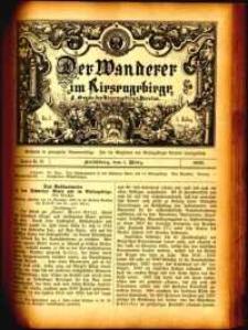 Der Wanderer im Riesengebirge, 1885, nr 38