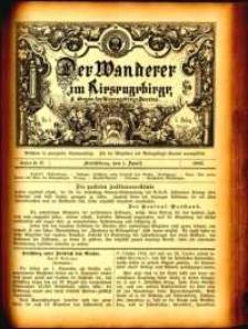 Der Wanderer im Riesengebirge, 1885, nr 39