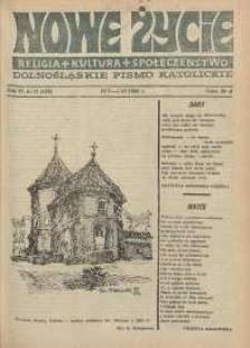 Nowe Życie: dolnośląskie pismo katolickie: religia, kultura, społeczeństwo, 1988, nr 11 (126)