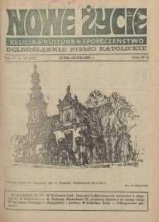 Nowe Życie: dolnośląskie pismo katolickie: religia, kultura, społeczeństwo, 1988, nr 16 (131)
