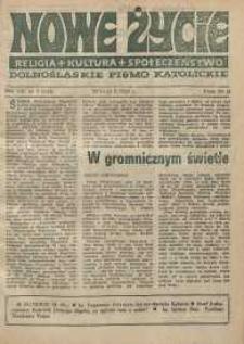 Nowe Życie: dolnośląskie pismo katolickie: religia, kultura, społeczeństwo, 1989, nr 3 (144)