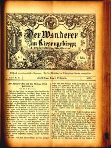 Der Wanderer im Riesengebirge, 1886, nr 48