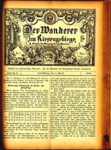 Der Wanderer im Riesengebirge, 1886, nr 49