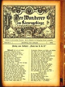 Der Wanderer im Riesengebirge, 1886, nr 51