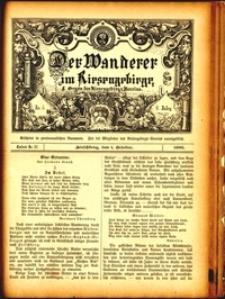 Der Wanderer im Riesengebirge, 1886, nr 52