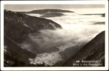 Riesengebirge Blick in den Riesengrund [Dokument ikonograficzny]