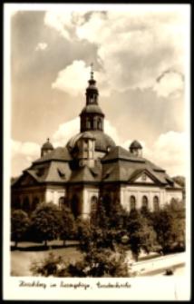 Hirschberg im Riesengebirge, Gnadenkirche [Dokument ikonograficzny]