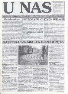 U Nas : miesięcznik jaworzyński, 1995, nr 19