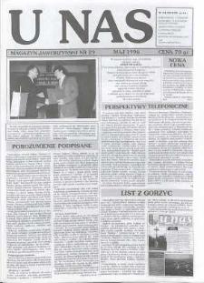 U Nas : miesięcznik jaworzyński, 1996, nr 29