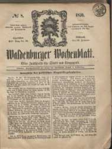 Waldenburger Wochenblatt, Jg. 5, 1859, nr 8