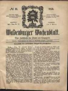 Waldenburger Wochenblatt, Jg. 5, 1859, nr 19