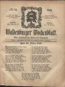 Waldenburger Wochenblatt, Jg. 5, 1859, nr 24