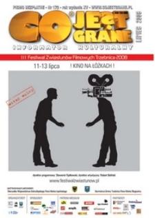 Co Jest Grane : informator kulturalny, 2008, nr 173