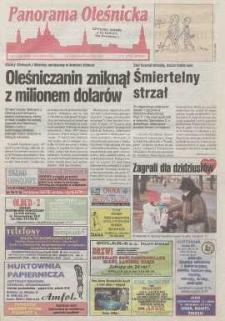 Panorama Oleśnicka: tygodnik Ziemi Oleśnickiej, 1999, nr 2 (394)