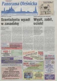Panorama Oleśnicka: tygodnik Ziemi Oleśnickiej, 1999, nr 3 (395)