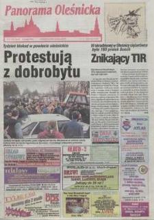 Panorama Oleśnicka: tygodnik Ziemi Oleśnickiej, 1999, nr 5 (397)