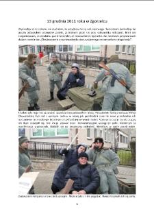 13 grudnia 2011 roku w Zgorzelcu [Dokument elektroniczny]